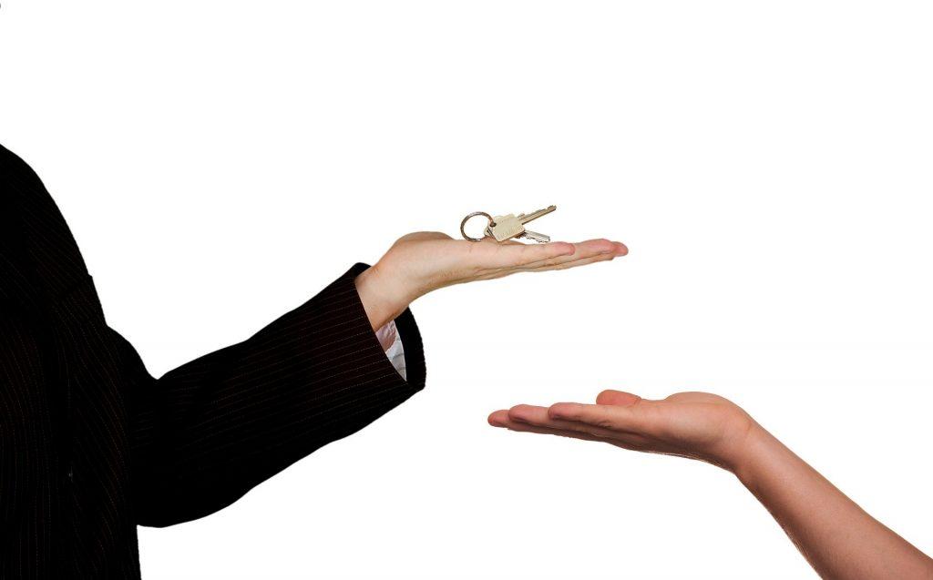 Negociando la venta con un propietario
