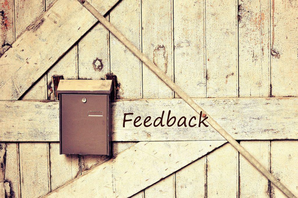 Objetivo el feedbak del cliente en el e-mail inmobiliario